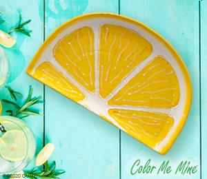 Cape Cod Lemon Wedge