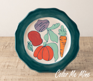 Cape Cod Produce Plate