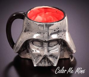 Cape Cod Darth Vader Mug