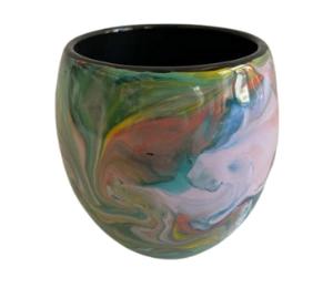 Cape Cod Tye Dye Cup