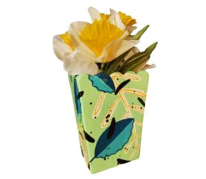Cape Cod Leafy Vase