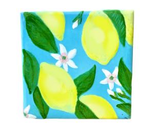 Cape Cod Lemon Square Tile